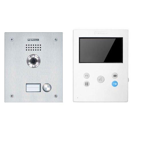 Kit portier vidéo Marine veo-XS DUOX de 1Ligne