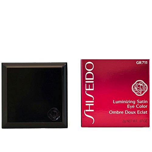 Shiseido Augen femme/woman, Luminizing Satin Eye Color Nummer GR711 Serpent, 1er Pack (1 x 2 ml)