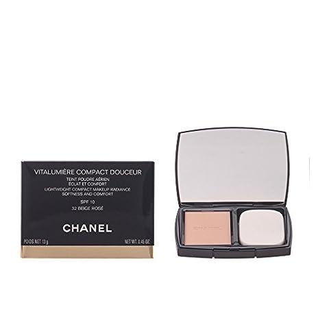 Chanel VITALUMIERE COMPACT DOUCEUR 32 beige rose 13 gr