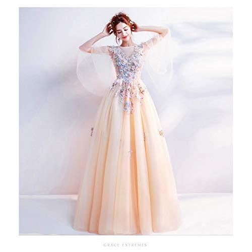 le Hülse Perlen Strass Kleid Medieval Kleid Gericht Königin Renaissance Kleid Vintage Viktorianischen Kleid Belle Ball ()