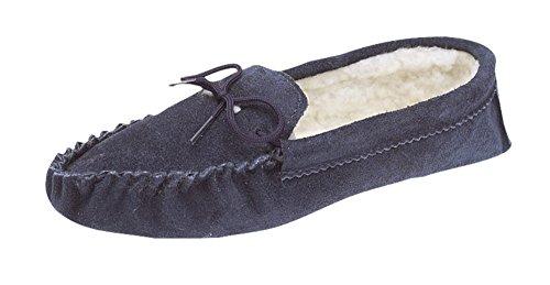 Mokkers, Pantofole uomo Navy