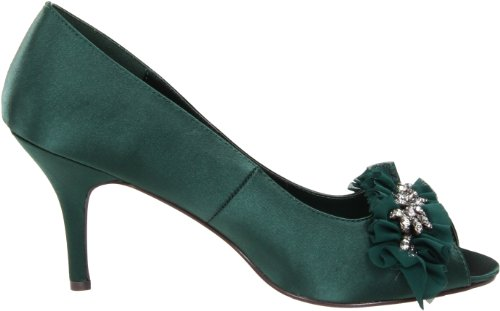 Paco Mena Cumming 04687, Scarpe col tacco donna Verde (Vert-V.4)