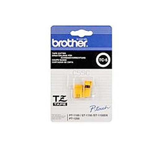 Preisvergleich Produktbild Ersatzklinge für Brother P-Touch 1290 Beschriftungsgerät, Tape Cutter, Ersatzmesser, Schneidemesser