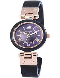 Excellanc Damen-Armbanduhr XS Analog Quarz Plastik 158833000003