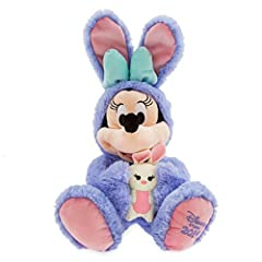 Idea Regalo - Disney Minnie Peluche Pasqua 45 CM Originale Store