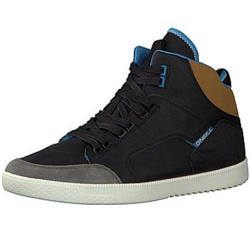 OŽNeill Sneaker da uomo - Scripps 42, Black out pu