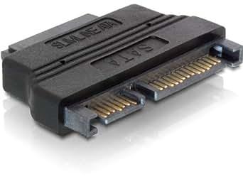 DELOCK Adapter SATA 22pin St > Slim SATA Bu 5V