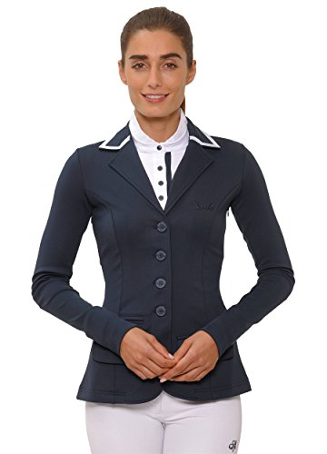 SPOOKS Turnierjacket Showjacket Sophia navy Größe XS