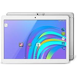 Yuntab K98 9.6 zoll A7 MT6580,1.3Ghz Quad Core Google Android 5.1 Tablet PC, 1G + 16G, HD 800x1280, Doppelkamera, 4500 mAh Batterie, WiFi, BT,G-Sensor, Unterstützung SD / MMC / TF-Karte