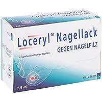 Preisvergleich für LOCERYL Nagellack gegen Nagelpilz 2.5 ml