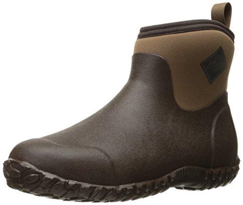 Muckster ll Ankle-Height Men s Rubber Garden Boots, Black Otter, 10 ( 56c914862f02