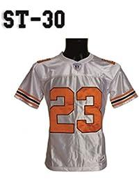 NY FRIDAYS Camiseta Futbol Americano Burton ST/30 (L)