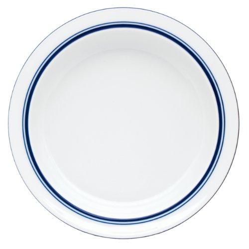 Dansk Bistro Christianshavn Soup Bowl, Blue by Dansk (Dansk Bistro)