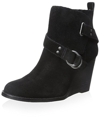 Lucky Brand Yerik Daim Bottine Black