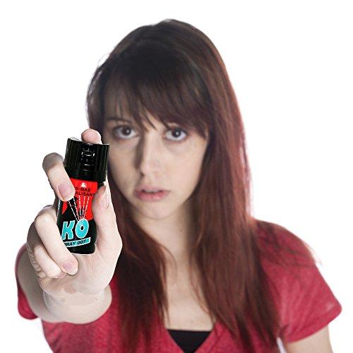 KO Spray 007 CS-GAS PARALISANT 40ml - 6