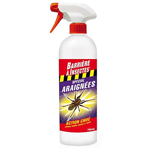 Barrière à insectes spécial araignées 750 mL
