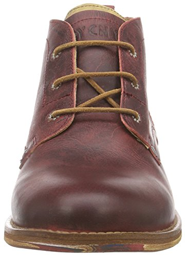 Yellow Cab Mens Rent M Short Boots Rosso (rosso)