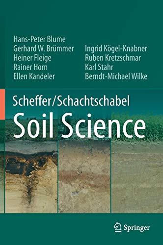 Scheffer/Schachtschabel Soil Science