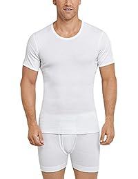 171095846ac1 Schiesser Camiseta de Tirantes para Hombre (Pack de 2)