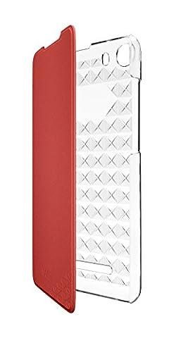 Wiko Lenny 2 Corail - Wiko P123-T15420-0000 Etui folio pour Wiko Lenny
