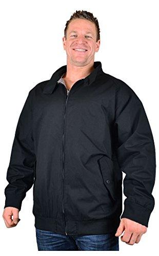 big-homme-noir-kam-hove-veste-style-harrington-kbs-428-taille-2xl-a-8xl-noir-xxxxx-large