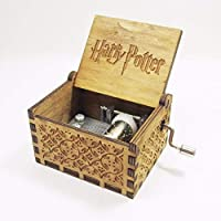 Harry Potter Classic Mini Wooden Music Box