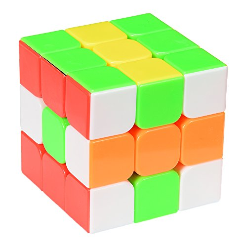New YJ Moyu Yulong 3x3x3 Speed Cube Puzzle Smooth 3x3 Stickerless