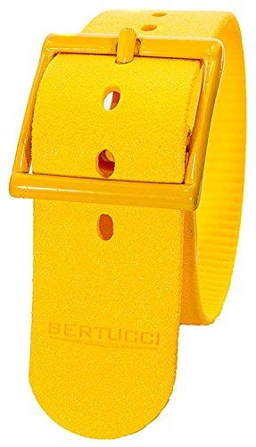 Bertucci DX3 B-109 Herren Pro-Gelb 26 mm Tridura Uhrenarmband