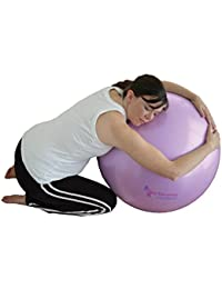 Birth-ease Birth Ball & Pump.  65cm 75cm Anti-Burst Birthing Ball