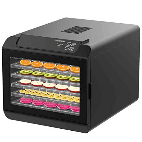 Máquina de conservación de alimentos para el hogar Deshidratador de alimentos, Bandeja...