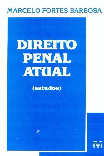 Direito Penal Atual. Estudos (Em Portuguese do Brasil)