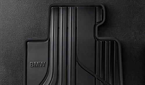 Tappetini IN GOMMA GOMMA-TAPPETINI PER BMW 1 e88 Cabrio Bj Interni dal 2008 fino ad oggi