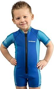 Cressi Shorty Kid Monoshort Infantil en Neopreno de 1.5/2mm, Unisex niños