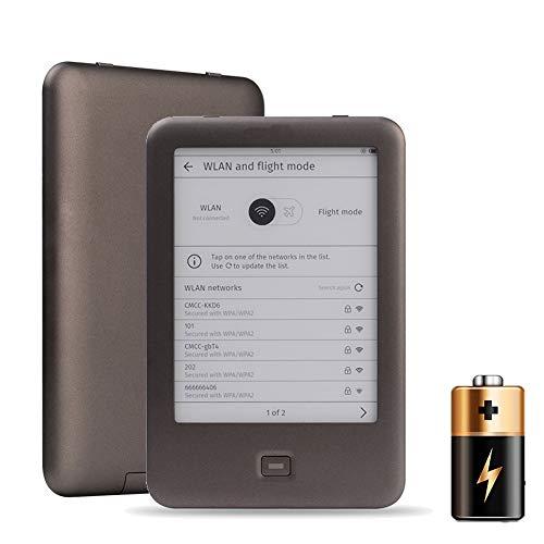 Ebook Reader, HD Screen, Portatile WiFi Bluetooth Regalo di Apprendimento