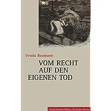 Vom Recht auf den eigenen Tod: Die Geschichte des Suizids vom 18. bis zum 20. Jahrhundert in Deutschland