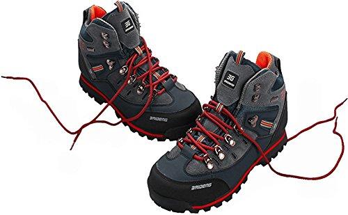 Showlovein , Chaussures de pêche pour homme Graun