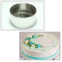 Euro Tins Cake pan Round 10cm wedding cake tin 3