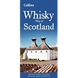 Whisky Map of Scotland (Collins Pictorial Maps)