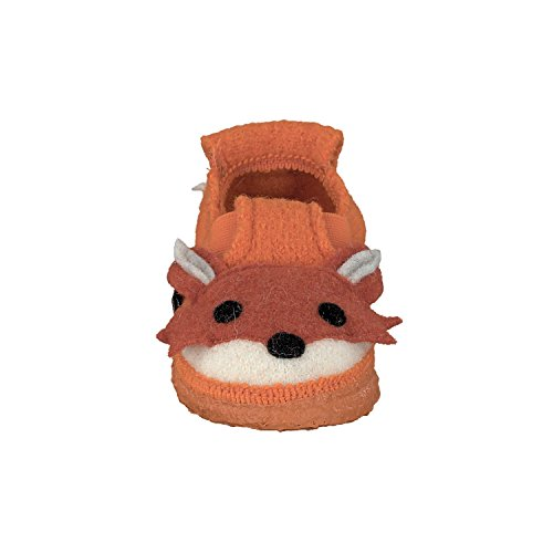 Nanga Jungen Fox Hausschuhe Gelb (Safran)