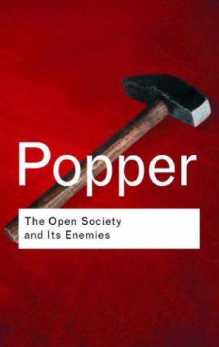 The Open Society and its Enemies: Hegel and Marx: Vol 2 (Routledge Classics)