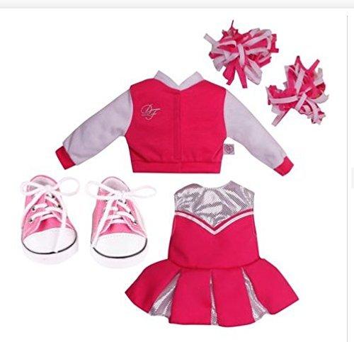DesignaFriend Cheerleader Outfit by ()