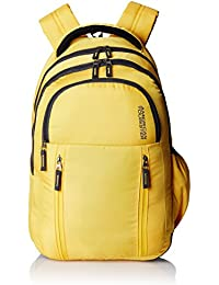American Tourister 26 Ltrs Yellow Laptop Bag (Encarta 04)