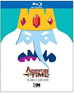 Adventure Time: The Complete Second Season [Bluray] [Region A] [NTSC] [US Import]
