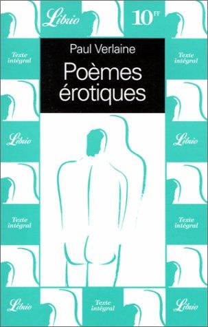 Poèmes érotiques