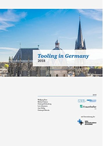 Tooling in Germany 2018
