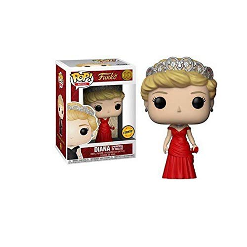Third Party - Figurine Royal Family - Princess Diana Chase Pop 10cm - 3700936114105 (Party Royal Princess)