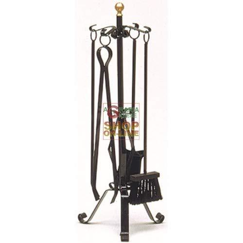 Artigian Ferro 9919420 Serviteur de cheminée