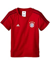 adidas Baby Kurzarm T-Shirt FC Bayern 3-Stripes