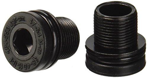 Truvativ Kurbel und Garnitur Bolz, schwarz, Standard