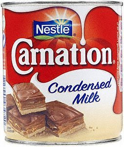 Nestle Carnation Condensed Milk Cans 12x397g